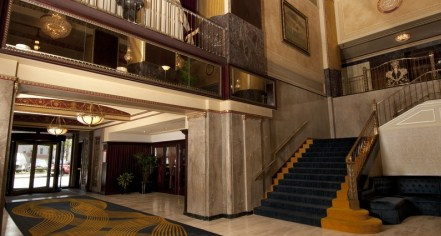 Venues & Services:      Hilton Milwaukee City Center  in Milwaukee