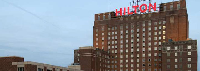 History:      Hilton Milwaukee City Center  in Milwaukee