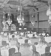 History:      The Pfister Hotel  in Milwaukee