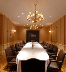 Meetings at      The Pfister Hotel  in Milwaukee