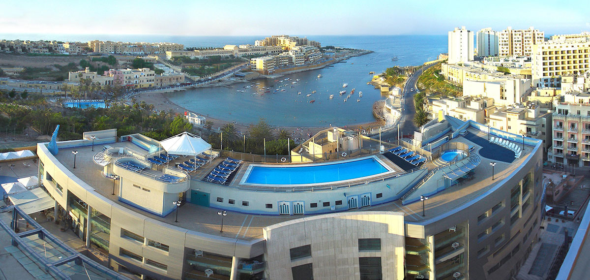 Activities:      be.HOTEL Malta  in St. Julians