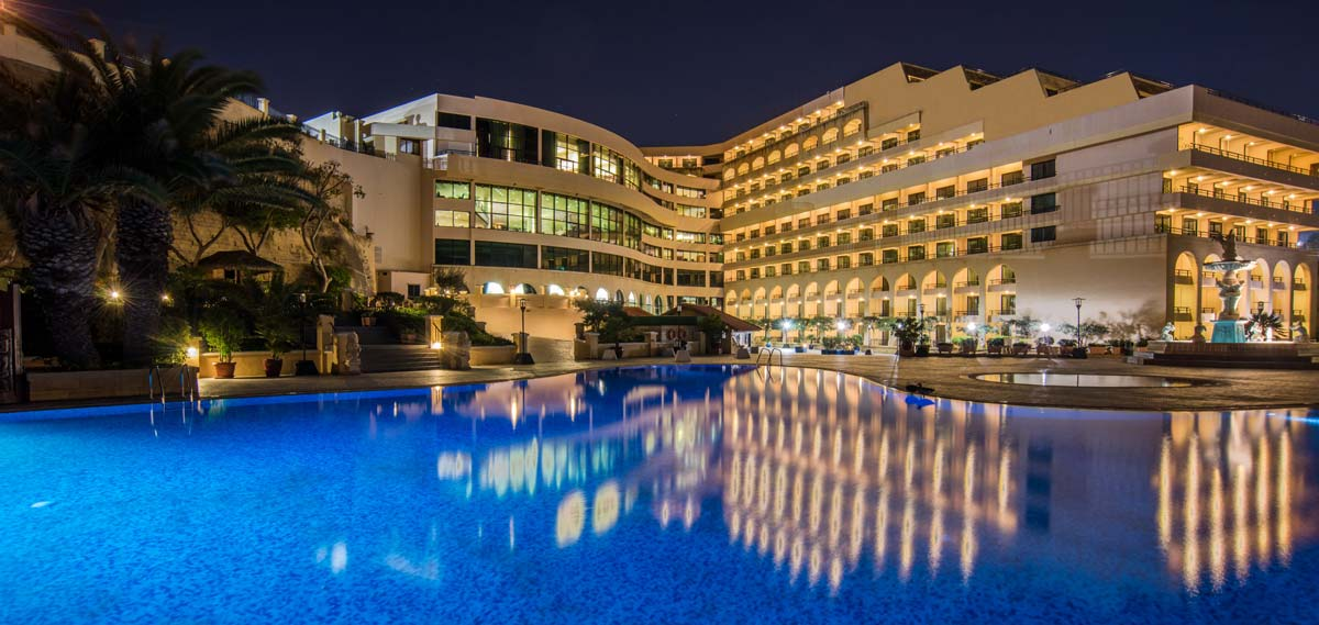 Special Offers:      Grand Hotel Excelsior  in Valletta