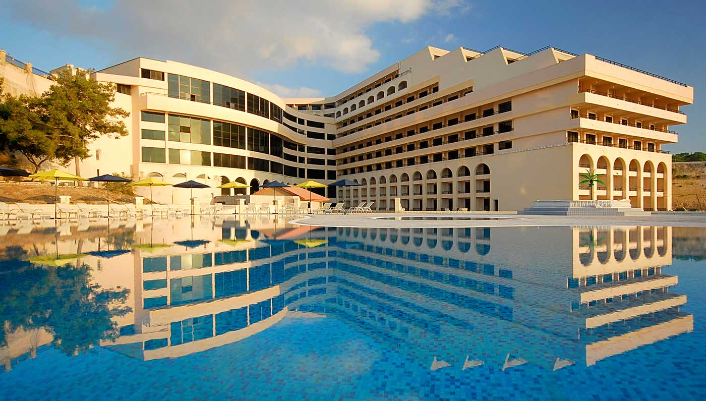 Grand hotel excelsior luxury malta accommodations for Grand hotel