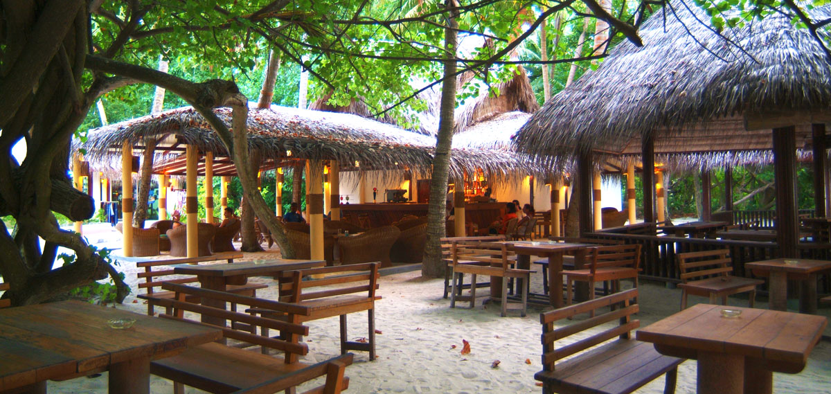 Dining:      Biyadhoo Island Resort  in South Male Atoll