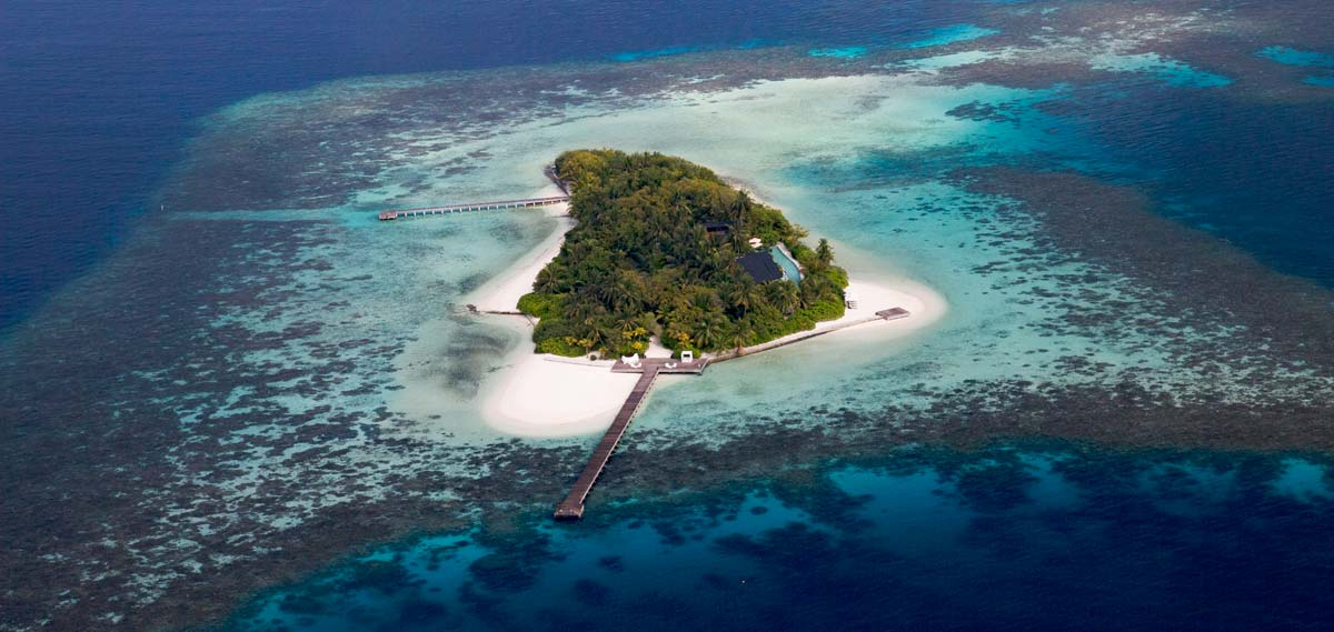 Coco Prive Private Island  in Kuda Hithi