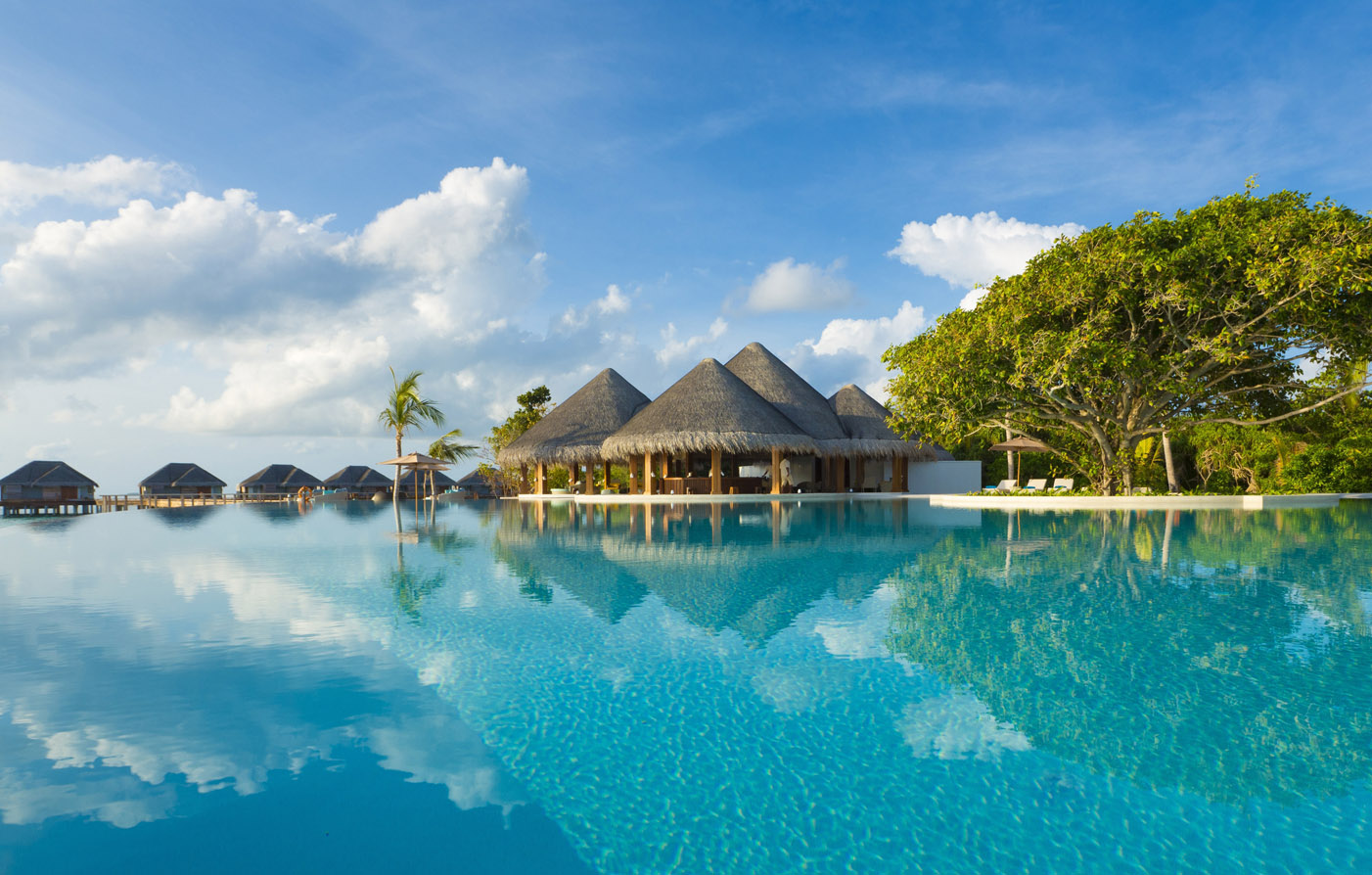 Dusit Thani Maldives  in Mudhdhoo Island