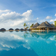Book a stay with Dusit Thani Maldives in Mudhdhoo Island