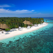 Book a stay with Reethi Faru Resort in Raa Atoll