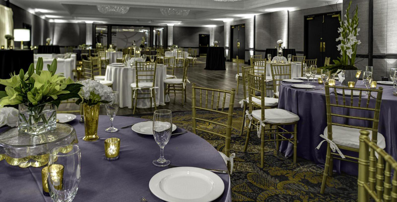 Image of Event Space The Admiral Hotel, 1940, Member of Historic Hotels of America, in Mobile Alabama, Taste