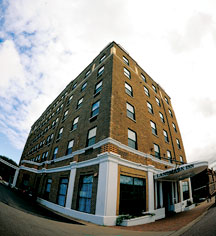 Landmark Inn in Marquette
