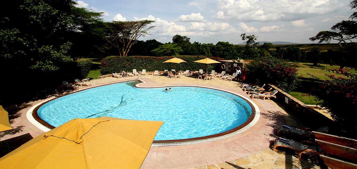 Activities:      Keekorok Lodge  in Masai Mara