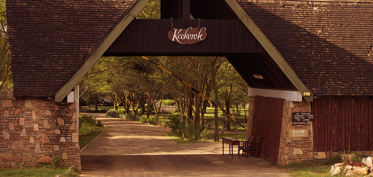 Keekorok Lodge  in Masai Mara