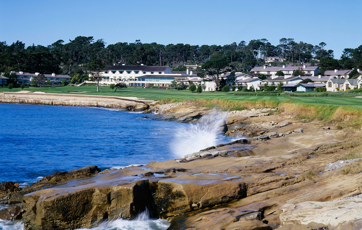 Customer Reviews:      The Lodge at Pebble Beach  in Pebble Beach