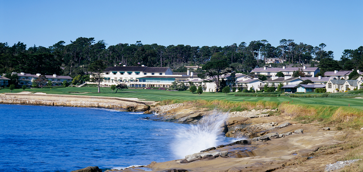 The Lodge at Pebble Beach  in Pebble Beach