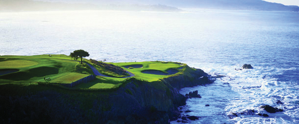 Golf Courses The Lodge At Pebble Beach