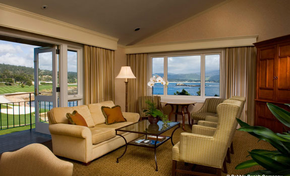 The Lodge at Pebble Beach  - Accommodations
