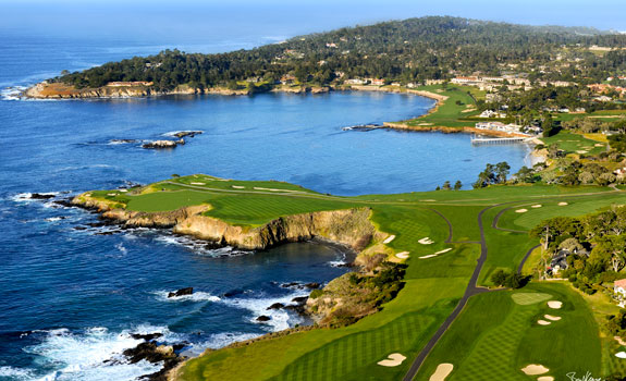 The Lodge At Pebble Beach Activities