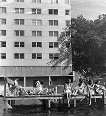 History:      The Edgewater  in Madison