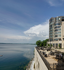 Local Attractions:      The Edgewater  in Madison