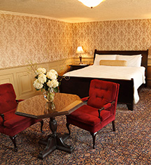 Accommodations:      St. James Hotel MN  in Red Wing