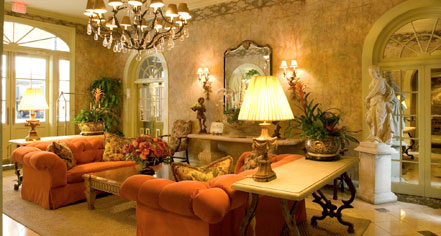 History:      Bienville House  in New Orleans