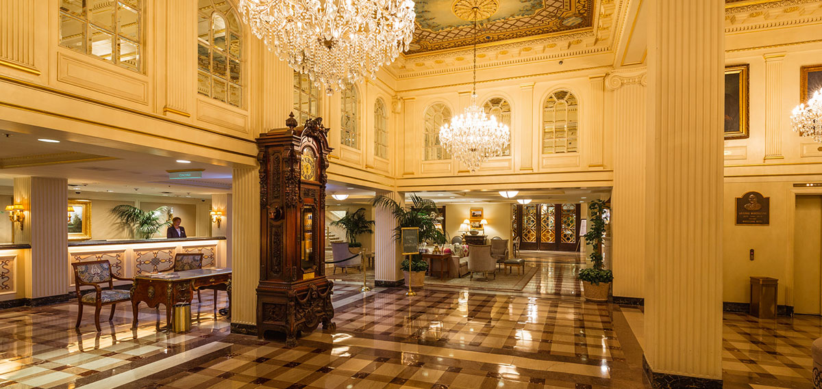 Customer Reviews:      Hotel Monteleone  in New Orleans