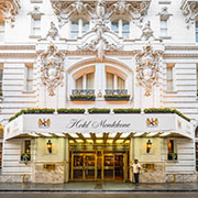 Book a stay with Hotel Monteleone in New Orleans