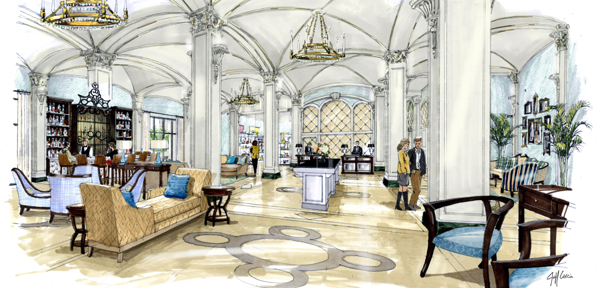 NOPSI New Orleans, a Salamander Hotel - Opening Early 2017  in New Orleans
