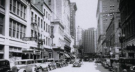 History:      NOPSI New Orleans, a Salamander Hotel  in New Orleans