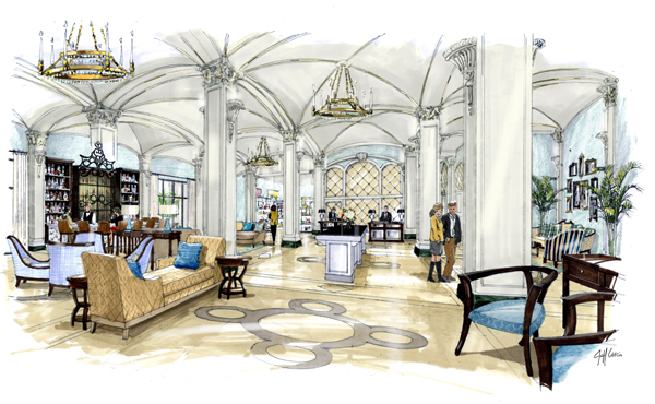 NOPSI New Orleans, a Salamander Hotel - Opening Early 2017