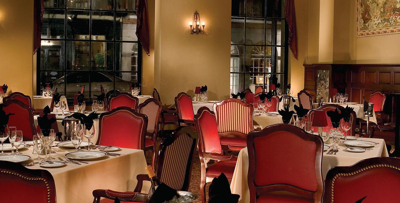 Image of Rib Room Restaurant, Omni Royal Orleans, New Orleans, Louisiana, 1843, Member of Historic Hotels of America, Taste