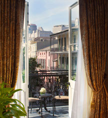 History:      Omni Royal Orleans, New Orleans  in New Orleans