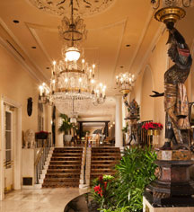 Event Calendar:      Omni Royal Orleans, New Orleans  in New Orleans