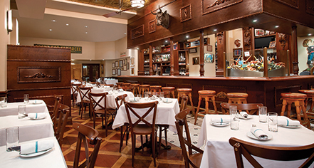 Dining at      Hilton New Orleans/St. Charles Avenue  in New Orleans