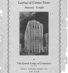 History:      Hilton New Orleans/St. Charles Avenue  in New Orleans