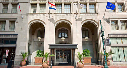 Local Attractions:      Hilton New Orleans/St. Charles Avenue  in New Orleans