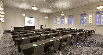 Events at      Hilton New Orleans/St. Charles Avenue  in New Orleans