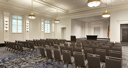 Venues & Services:      Hilton New Orleans/St. Charles Avenue  in New Orleans