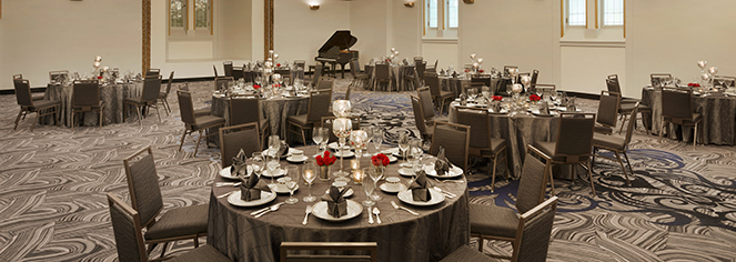 Weddings:      Hilton New Orleans/St. Charles Avenue  in New Orleans