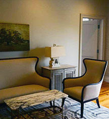 Accommodations:      Southern Hotel  in Covington