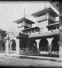 History:      Southern Hotel  in Covington