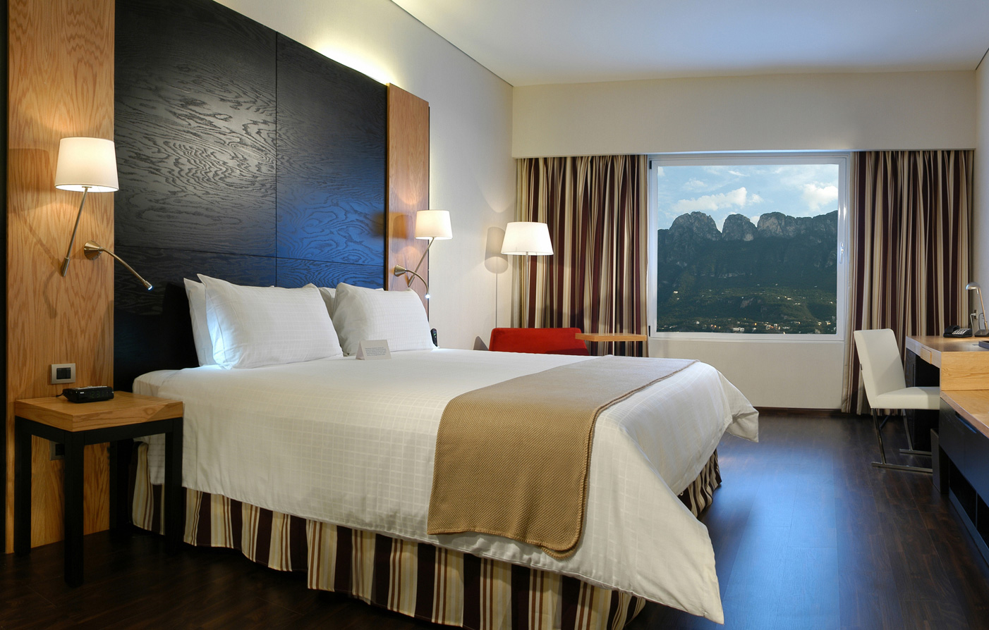 Accommodations:      NH Collection Monterrey  in Monterrey
