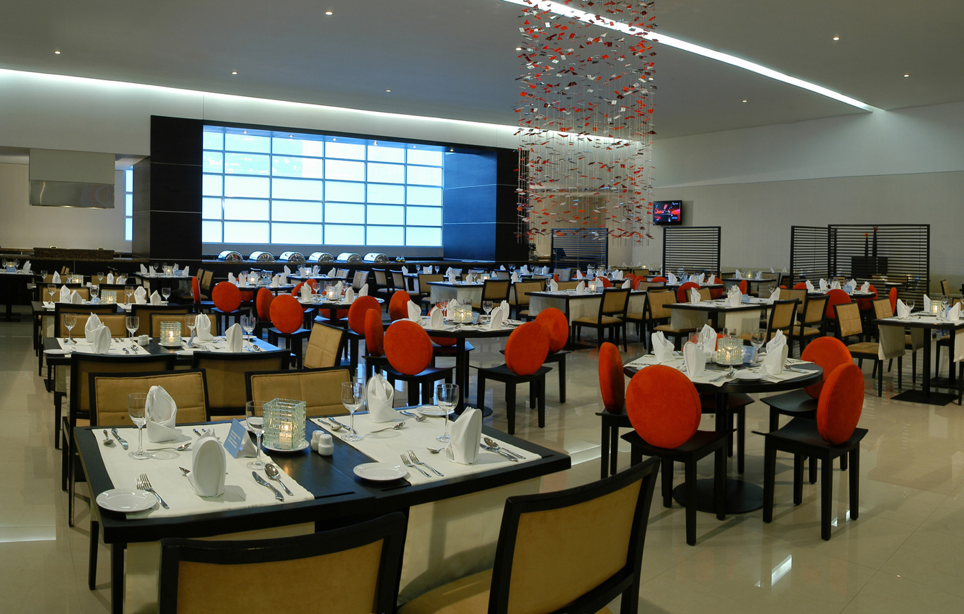 Dining:      NH Collection Monterrey  in Monterrey
