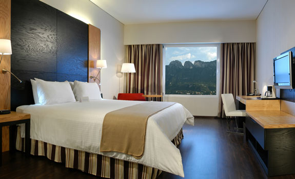 NH Collection Monterrey  - Accommodations