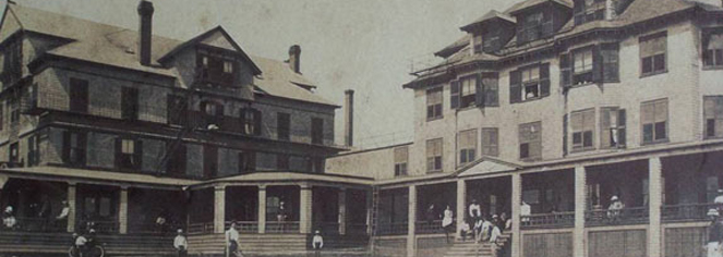 History:      Harbor View Hotel of Martha's Vineyard  in Edgartown
