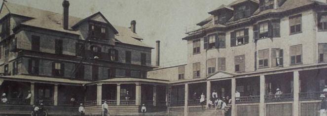 History:      Harbor View Hotel of Martha's Vineyard  in Edgartown