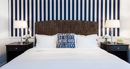 Accommodations:      Harbor View Hotel of Martha's Vineyard  in Edgartown
