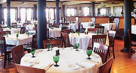Dining at      Kelley House of Martha's Vineyard  in Edgartown