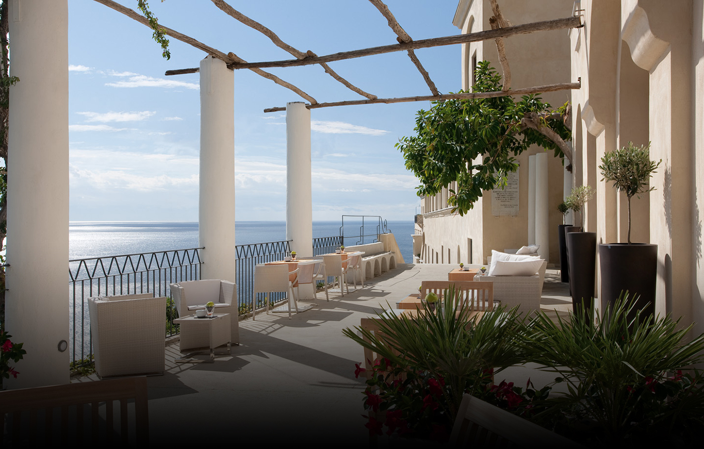 Grand hotel convento di amalfi reviews luxury hotel in italy for Convento di amalfi