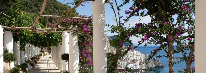 Hotel special offers in amalfi italy grand hotel for Convento di amalfi